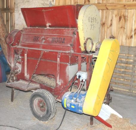 Poważnie Centrum Praktycznego Szkolenia - Przetwórstwo zbóż GD67